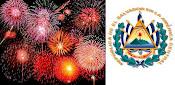 15 of September, El Salvador Independence