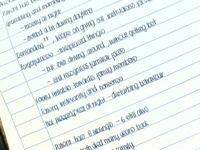 How to write nice words