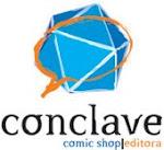 Clique para acessar a Conclave Comic Shop e Editora