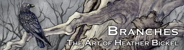 Branches: The Art of Heather Bickel