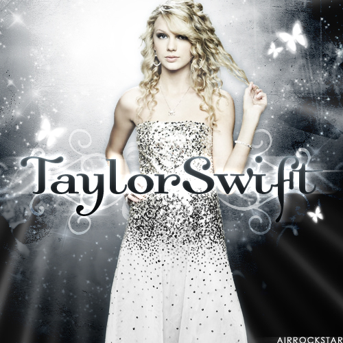 Taylor Swift Logo. Name: Taylor Alison Swift Date