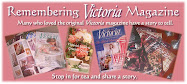 Please Visit My Other Blog:  Remembering Victoria