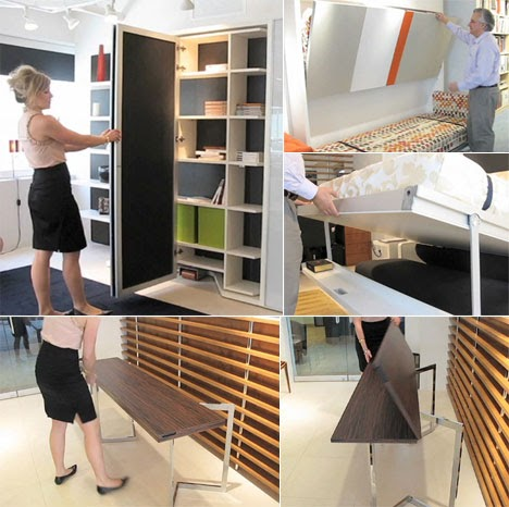 El Dilema De Hamlet Muebles Que Realmente Ahorran Espacio Resource Furniture
