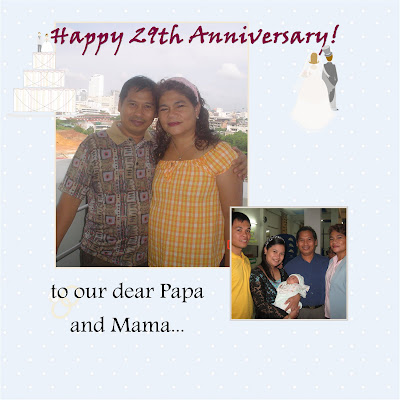 happy anniversary quotes for parents. Happy Anniversary to you,