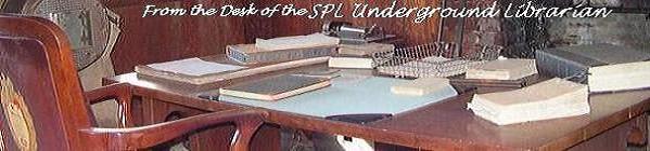 SPL Underground Librarian
