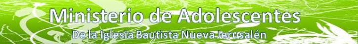 MiNIstERIo De AdOLEscenTEs
