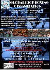 Global Kick Boxing Organización
