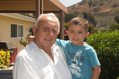 Great Grandpa and Drew