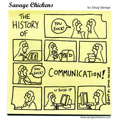 savage chickens ignore