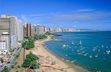 Beira Mar em Fortaleza - Ceará