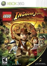 XBox Indiana Jones Games