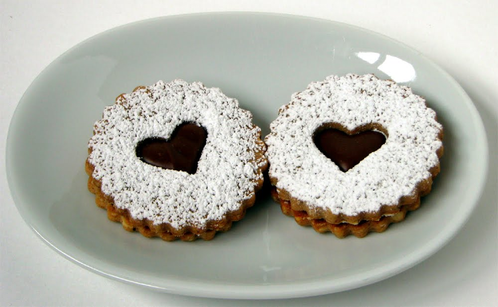 Hot Potato: Adventures in Baking, Love and Life: Linzer Sables