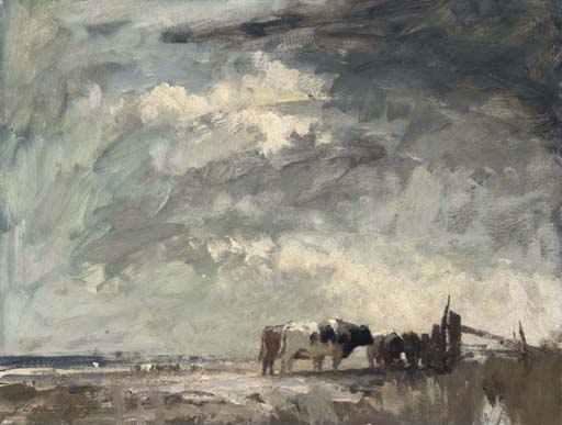 british paintings  edward seago