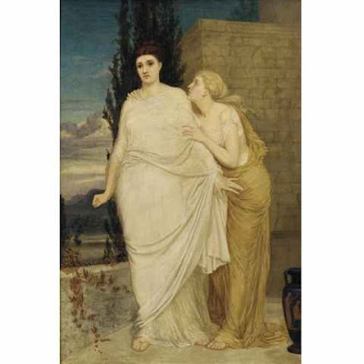 Thomas Armstrong: Antigone and Ismene
