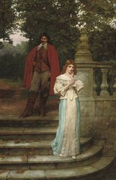 Old Fashioned Courtship And How It Works