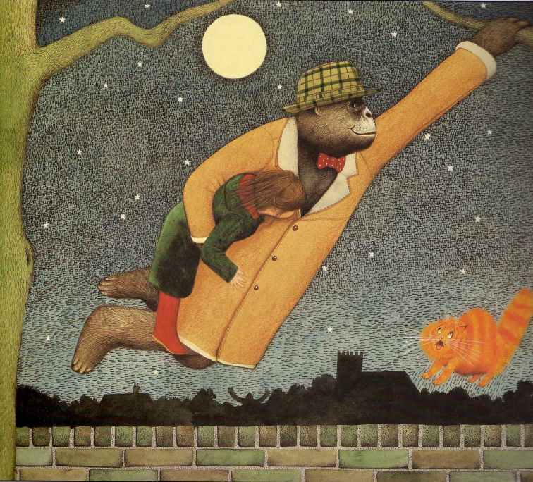 'Gorilla' - Anthony Browne