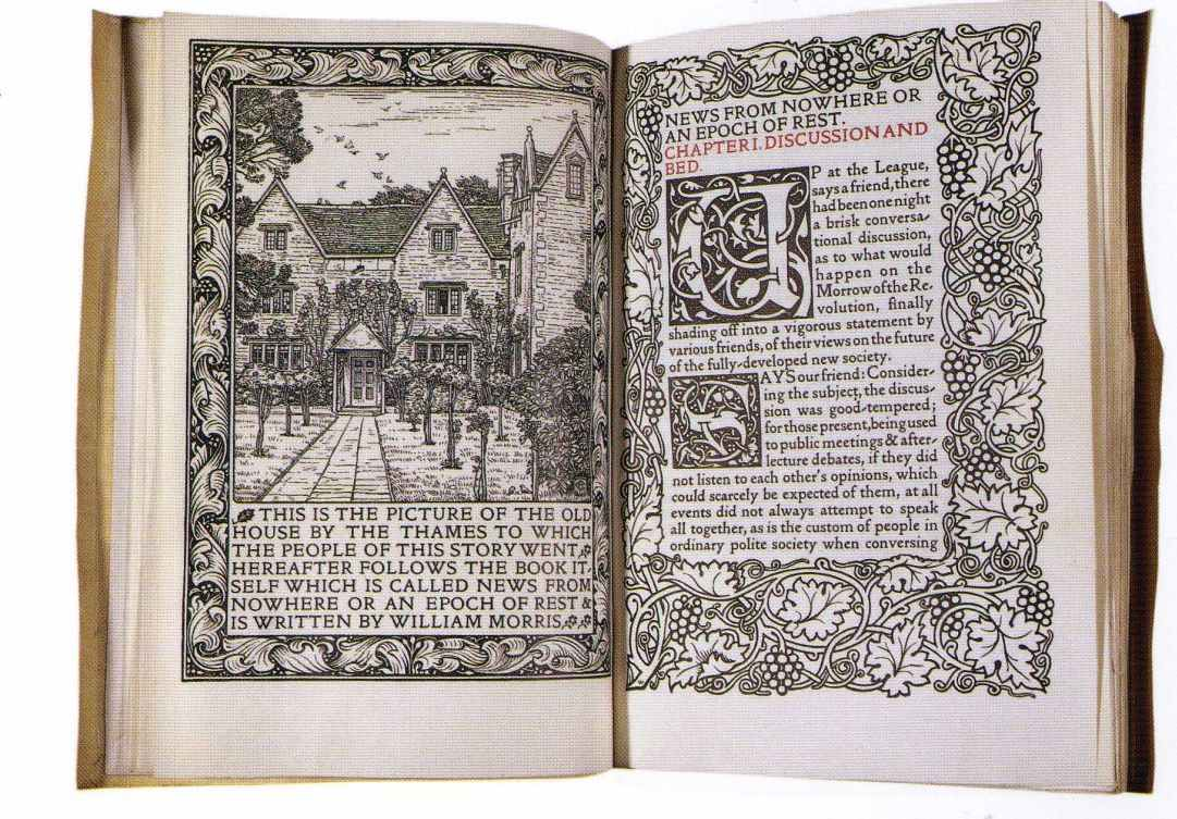 an analysis of william morris news Without william morris, there would be no blackwell – built on the shores of windermere by mackay hugh baillie scott in 1900 and regarded as one of the most harmonious examples of arts and.