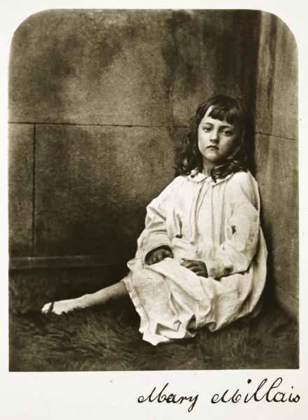 Pre Raphaelite Art: Charles Lutwidge Dodgson - Mary ... | 441 x 600 jpeg 23kB