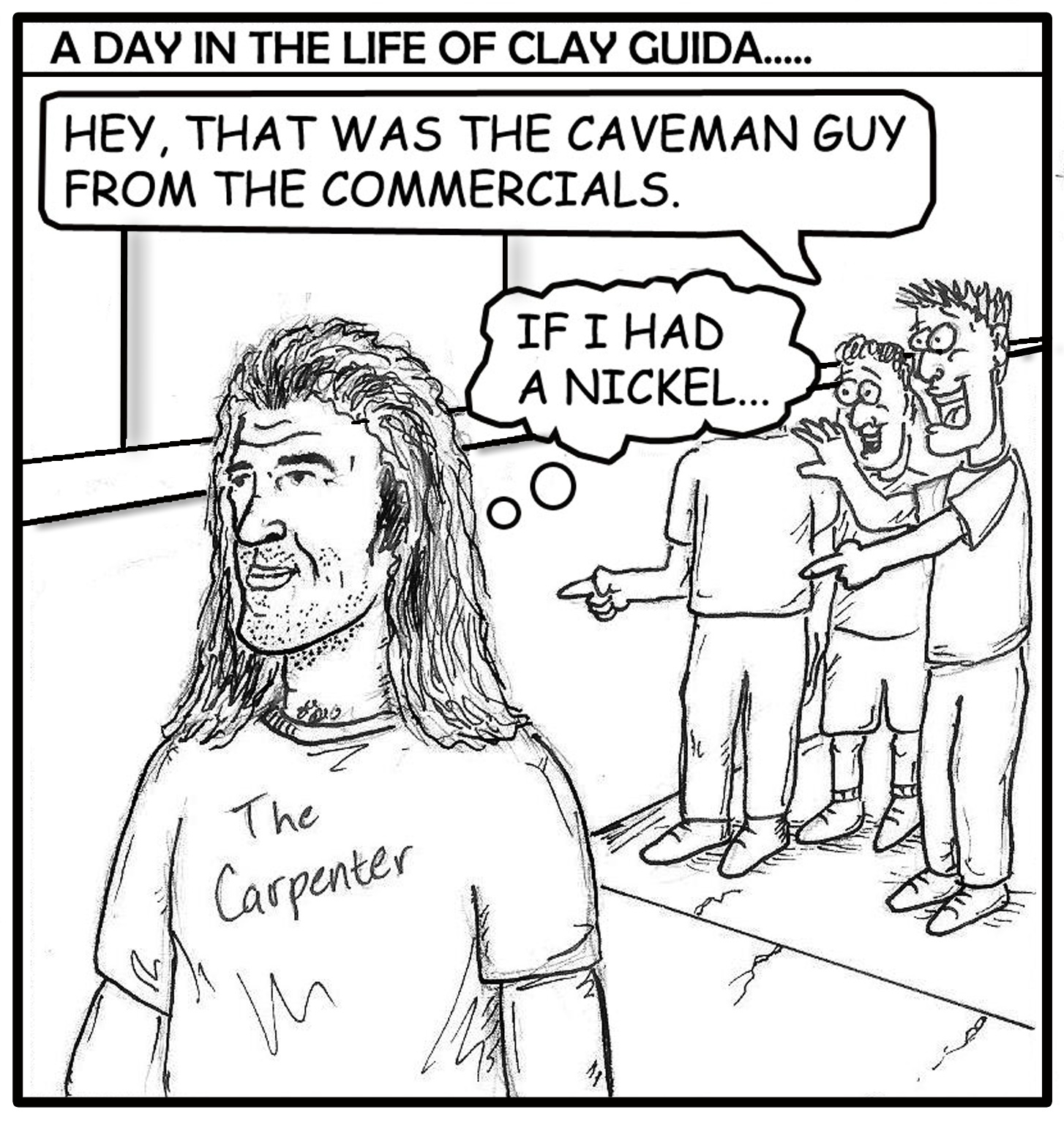 Caveman Jokes : Greathouse of humor fight funnies day in the life