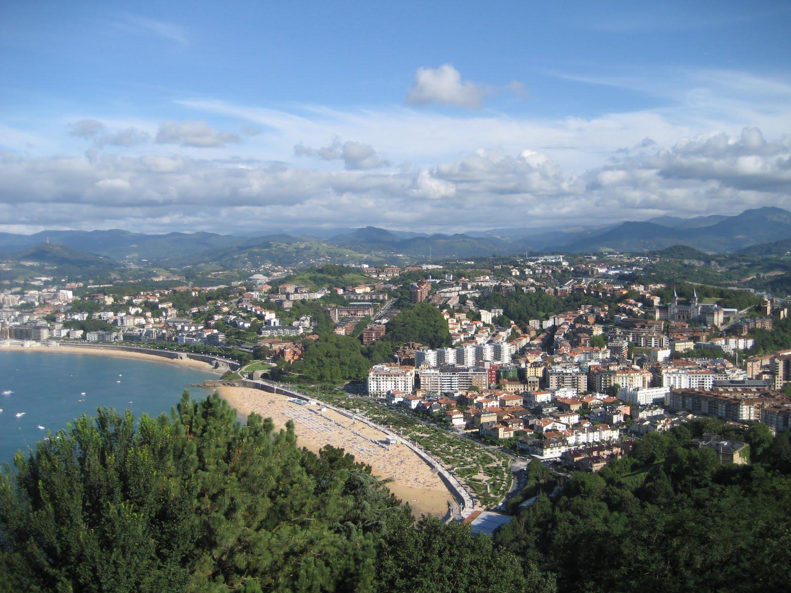 Senora tups travel adventures san sebastian donostia - San sebastian pais vasco ...
