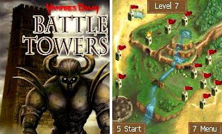 Vampires Dawn Battle Towers