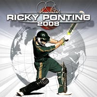 Ricky Ponting 2008
