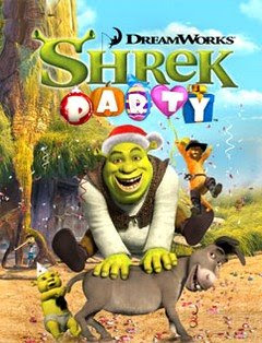 Shrek Party - Java Games