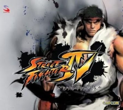 Street Fighter IV OST