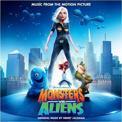 Monsters Vs Aliens OST