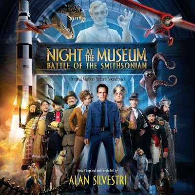 Night At The Museum: Battle Of The Smithsonian (by Alan Silvestri)