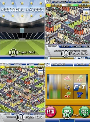Football Tycoon (Java Game For Mobile)