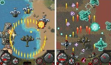 Aces of the Luftwaffe 2 (Java Game For Mobile)