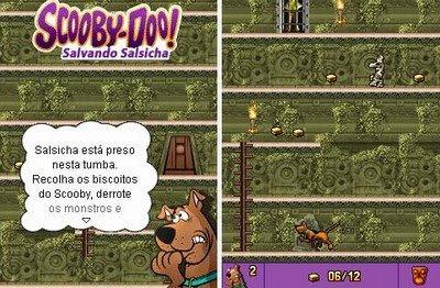 Scooby-Doo! Saving Shaggy