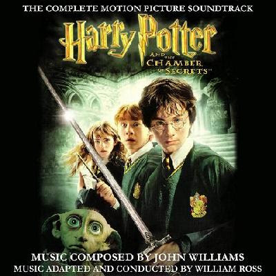 Harry Potter and the Chamber of Secrets (Complete Score)