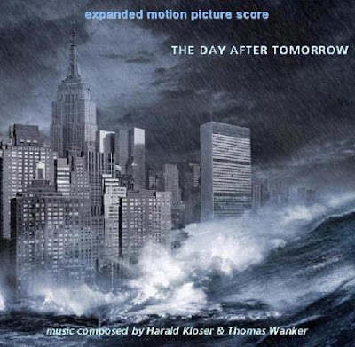 The Day After Tomorrow (Expanded Score)