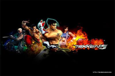 Tekken 5 OST
