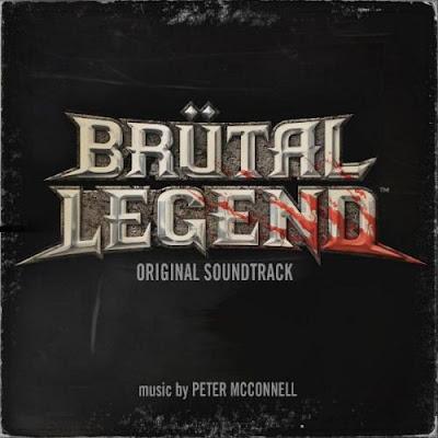 Brütal Legend (Peter McConnell)