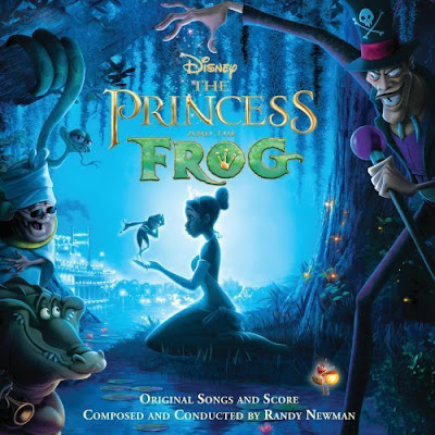 The Princess And The Frog (Randy Newman & VA)