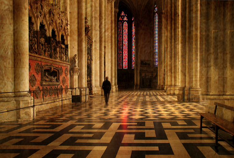 gothic cathedral essay