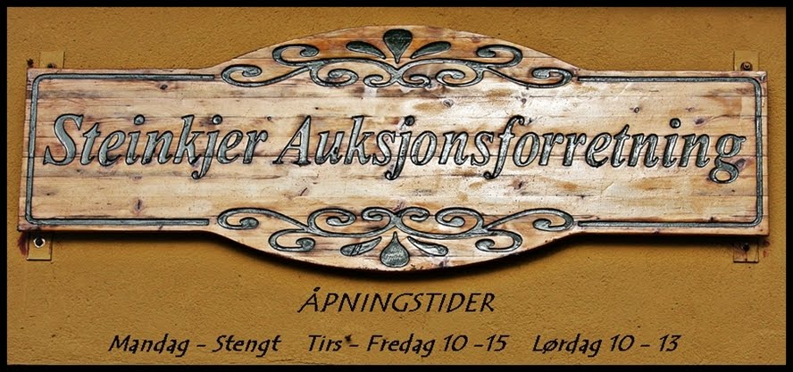 Steinkjer auksjonsforretning