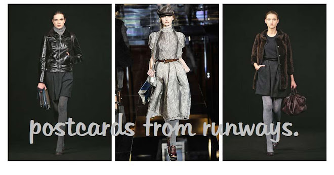 Postcards from Runways