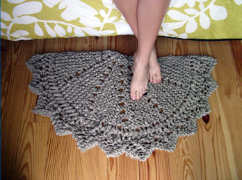 Learn To Rag Crochet – Oval Rug Pattern | Learn to Crochet