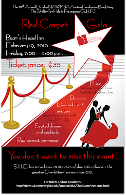 Red Carpet Invitations