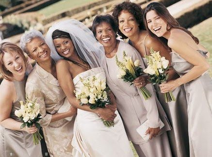 a mocha marriage Bridal Party Revisited
