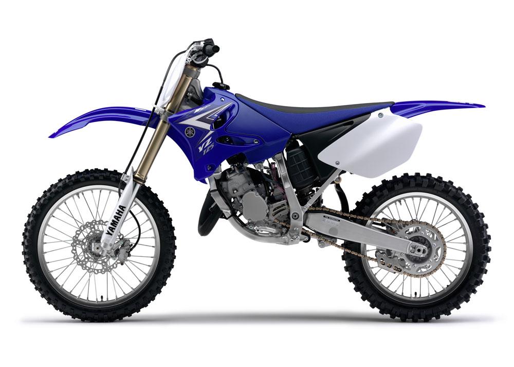 Yamaha  Veja As Imagens Da Nova Yz 125