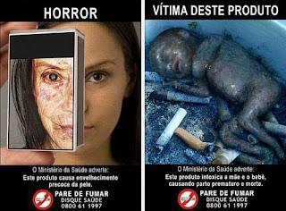 Publicidad en contra del cigarro 2