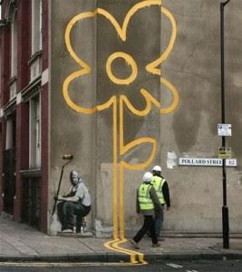 Peter Gibson un artista callejero 1