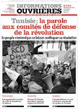 Révolution Tunisienne