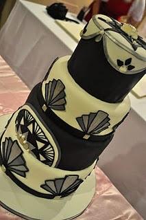 Cake Art Decor Nr 10 : A New York - Newport Wedding BLOG: A Art Deco Newport ...