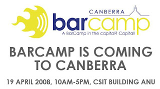 BarCamp Canberra